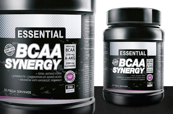 BCAA Synergy - článok