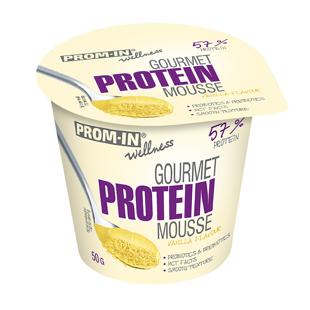Protein Mousse vanilka 50g